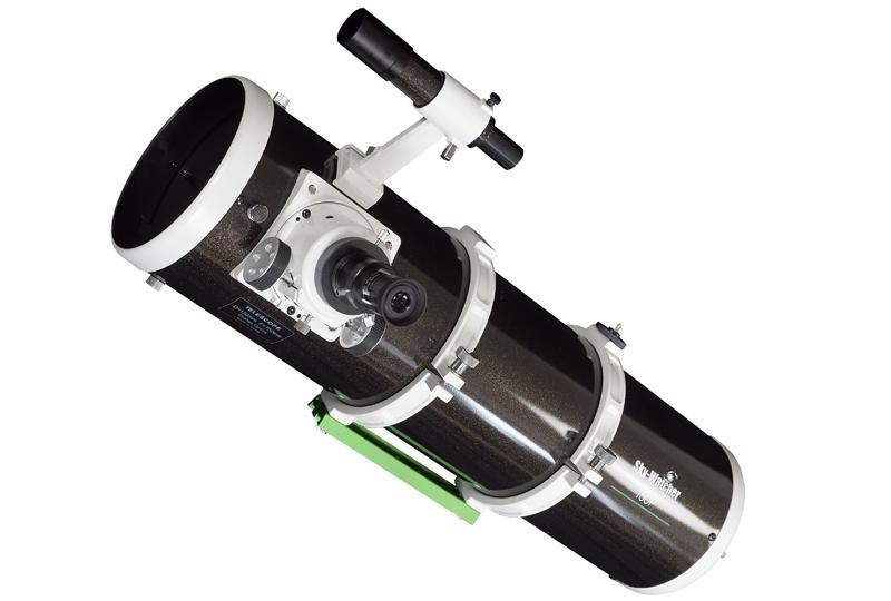 Was ist eigentlich kollimation bei einem newton teleskop
