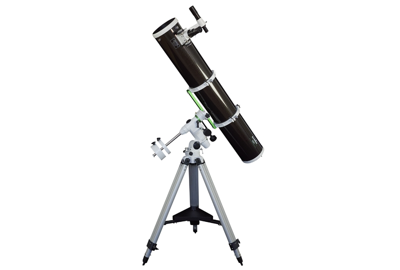 Teleskop express skywatcher newton explorer ps auf azimutaler