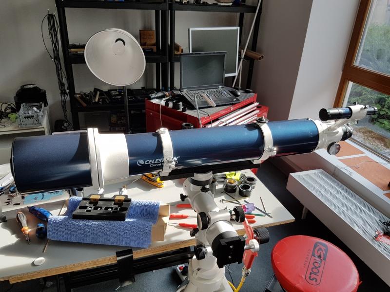Celestron OMNI 120/1000mm OTA