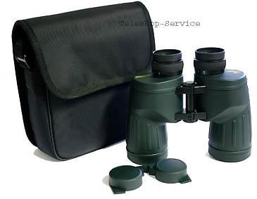 TS750MX 7 x 50 MARINE - Outdoor Glas - Weitwinkel - Stickstoff gefüllt