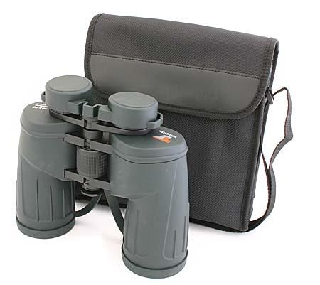 TS750WF TS Fernglas 7x50 Wildlife - Porro - gummiarmiert - stickstoffgefüllt - Lieferumfang.