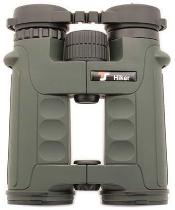 TS Optics 10x42 Hiker Dachkant-Fernglas, wasserdicht TS1042A