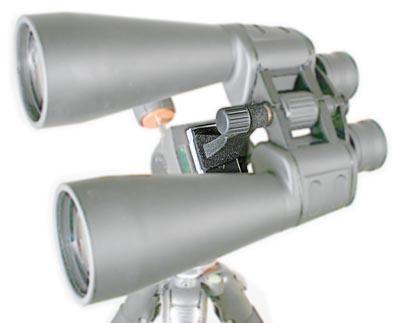 Stativadapter Halter für die Adaption von Ferngläsern an Fotostative