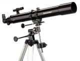Celestron Teleskop Powerseeker 80EQ Refraktor auf CG2 Montierung