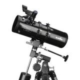 Skywatcher Skyhawk 114 1000mm auf EQ1 kompaktes Einsteigerteleskop
