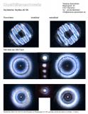 Sterntest und Ronchi für einen Skywatcher BlackLine SkyMax-90 Maksutov 90/1250mm: