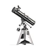 Skywatcher Teleskop 130/900 Explorer-130M Newton EQ-2 Montierung mit Nachführ-Motor