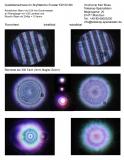 Ein Testbericht mit Sterntest und Ronchi für einen SkyWatcher EVOSTAR-100ED-APO Teleskop 100mm 900mm 2 1:10 OAZ mit Koffer & Zubehör