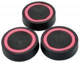 Anti-Vibrations-Pads für Stative und Parkett-Boden-Schutz