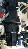 Behebung einer Dejustage von einem Teleskop