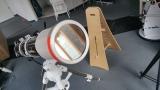 Sonne mit verschiedenen Filtern an unterschiedlichen Teleskopen beobachten vergleichen testen