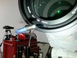 Interferometrische Optimierung der Linsenbastände bei Linsenteleskope mit zwei Linsen inkl. Auswertung