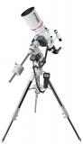 BRESSER MESSIER AR-102S/600 Refraktor EXOS-2 GOTO Montierung HEXAFOC OAZ Teleskop  ppp