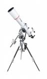 BRESSER MESSIER AR-102/1000 Refraktor EXOS-2 GOTO HEXAFOC Teleskop mit Montierung  ppp