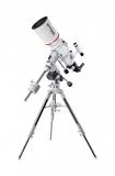 BRESSER MESSIER AR-102S/600 HEXAFOC Refraktor EXOS-2 Teleskop mit Montierung   ppp