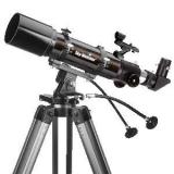 Skywatcher Mercury-705 auf AZ3 Einsteiger Refraktor Teleskop -  auch als Aussichtsfernrohr und für die Schulastronomie