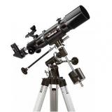 Skywatcher Mercury 705 EQ1 - 70/500mm Refraktor Teleskop - auch als Aussichtsfernrohr und für die Schulastronomie