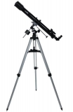 Telescope Skywatcher Capricorn-70 70mm 900mm on EQ1 Mount Refractor with accessories