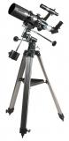 Skywatcher Startravel-80 auf EQ1 Montierung Großfeld Refraktor Teleskop 80mm 400mm f/5