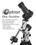 iOptron SkyGuider für Fotostative - ULTIMATIVE Montierung für mobile Astrofotografie