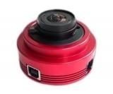 ZWO ASI120MC-S USB 3.0 High-Speed-Farbkamera für Mond, Planeten, Guiden