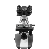 Hochwertiges biologisches Durchlichtmikroskop, binokular, Achromat, bis 1000x, LED