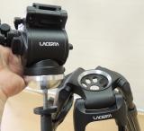 Lacerta TriLac35c - Carbon Fotostativ mit Fluid Videokopf