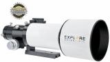 EXPLORE SCIENTIFIC 80MM 480MM F/6 FCD-1 ALU 2 R&P FOKUSSIERER  ED APO Teleskop