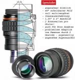 Hyp5 Baader Hyperion Okular 5mm - 1,25 - 68° Weitwinkel