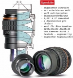 Hyp17 Baader Hyperion Okular 17mm - 1,25 - 68° Weitwinkel