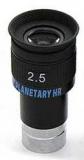 HR2 HR Planetenokular - 2,5mm Brennweite - 1,25 - 58° WW Feld Planetary  ppp