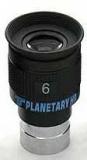 HR6 HR Planetenokular - 6mm Brennweite - 1,25 - 58° WW Feld Planetary   ppp