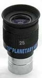 HR25 HR Planetenokular - 25mm - 1,25 - 58° - langer Augenabstand Planetary
