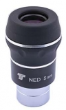 NED5 TS 1,25 ED Okular 5mm - 60° ebenes Bildfeld - hoher Kontrast