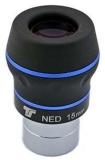 NED15 TS 1,25 ED Okular 15mm - 60° ebenes Bildfeld - hoher Kontrast
