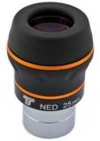NED25 TS 1,25 ED Okular 25mm - 60° ebenes Bildfeld - hoher Kontrast