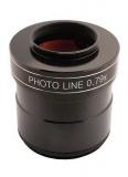 TS-Optics PHOTOLINE 3 0,79x 4-Element-Korrektor für APO-Refraktor-Teleskope