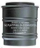 Baader Fluorit Flatfield Konverter FFC 3x - 8x fotografisch und visuell