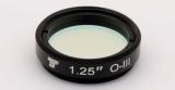 TS Optics 1,25 Premium O-III Filter