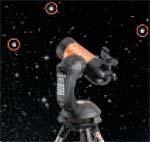 Celestron NexStar 8 SE - 203/2032mm: Schmidt-Cassegrain mit GoTo auf AZ-Gabelmontierung 8SE