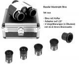BA2456450-Set Baader Maxbright Binokularansatz - Set mit 4 Okula