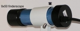 Parfokal Adapter für Lacerta Autoguider M-Gen (MGEN) oder Andere mit T2-Anschluss an 50mm Sucher