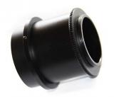 Individuelle Adaption für den TSFLAT2 für den korrekten Abstand Teleskop Kamera