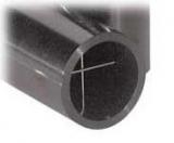 Cheshire Justierokular 1,25 Metall - für die Justage Newtons und Refraktoren
