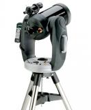 Celestron CPC 800 GPS 203/2000mm GoTo SC Teleskop in stabiler Gabelmontierung