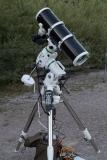 Erfahrungs-Bericht zur SkyWatcher EQ6-R Pro SynScan GoTo-Montierung