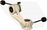 Skywatcher manuelle azimutale Montierung AZ5 mit biegsamen Wellen und Stativ