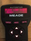 Meade Autostar Handbox erfolgreich updaten bzw. upgraden