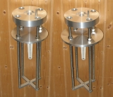 Betonsäulenadapter von AstroMechanik in verschiedenen Ausführungen
