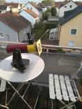 Klein aber fein: Skywatcher Heritage-100P, ein 4 Mini Dobson für Sonnenbeobachtungen in Weißlicht